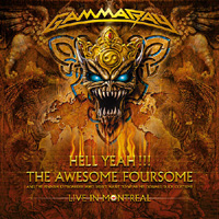 Hell Yeah! The Awesome... (CD)