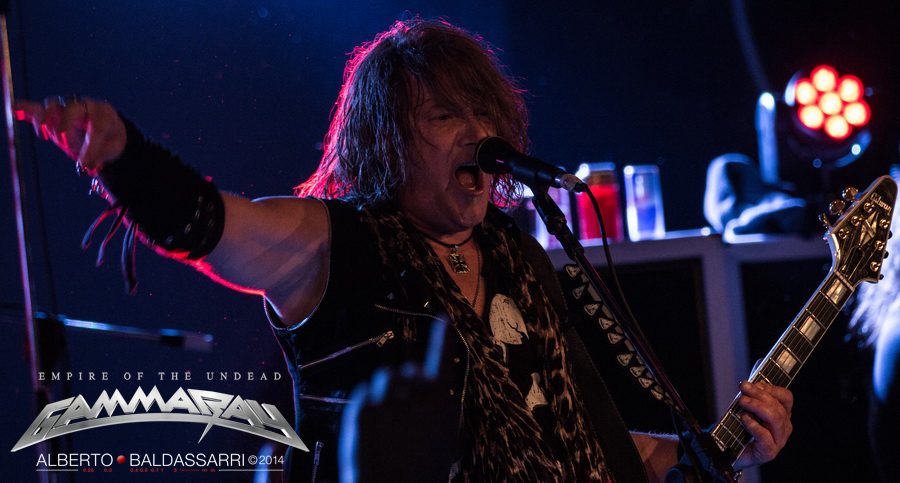 Gamma Ray Band Tour